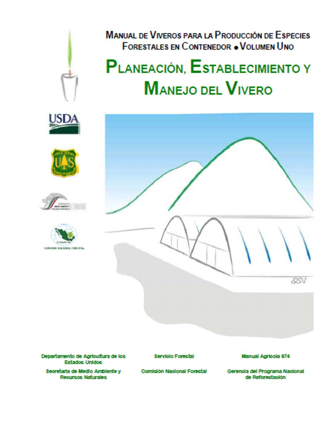 Ingenieria forestal documento planeaci n for Manejo de viveros forestales