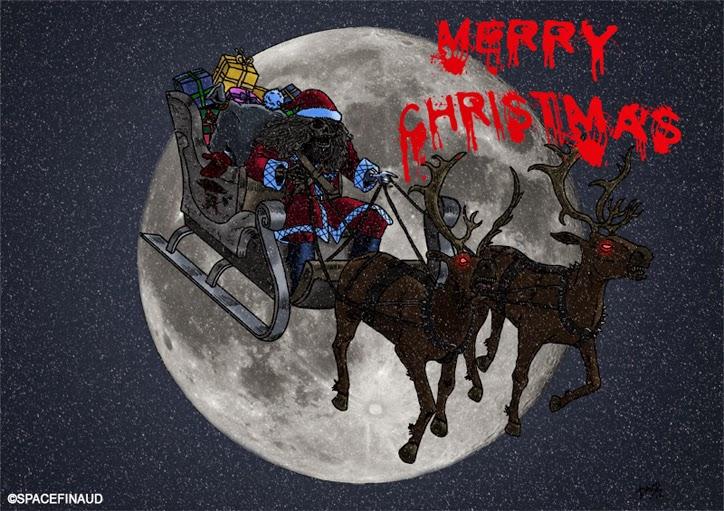 Merry Christmas, Joyeux Noël, Joyeuses Fêtes,
