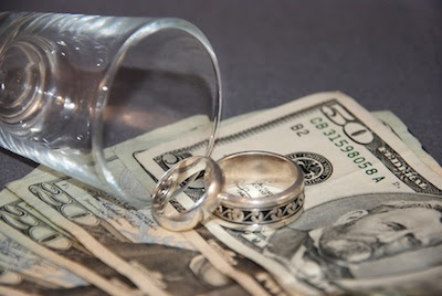 marital money pits