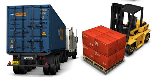 NCS Line, Jasa logistik & Freight Forwarding