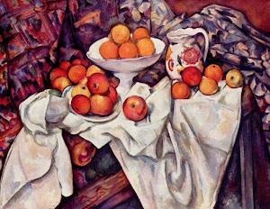 Obra de Cézanne.