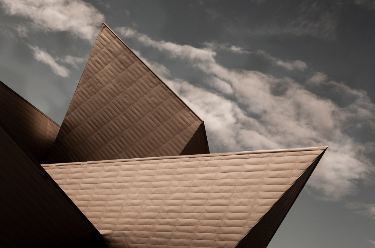 Matthew G. Beall vision driven contemporary color Photography   Geometric Peaks Denver Art Museum 2   2013-2014
