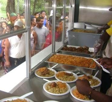 Comedores Económicos reabren sus operaciones en Las Caobas y Los ...