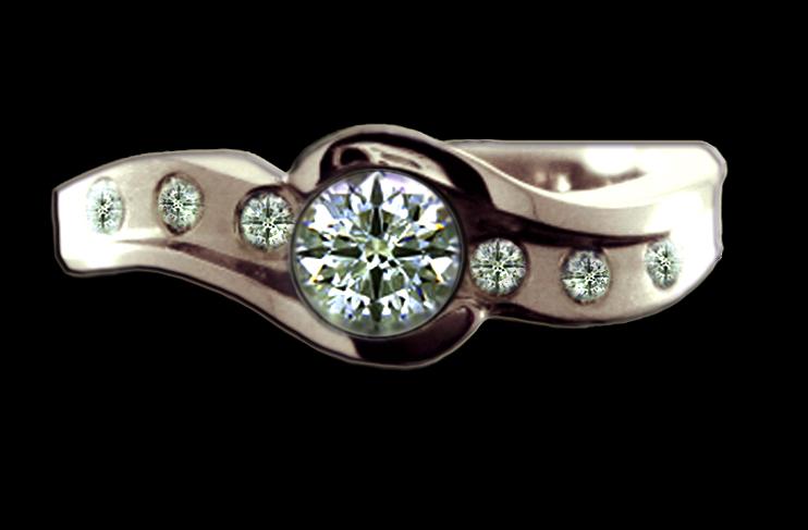 Engagement Rings November 2012