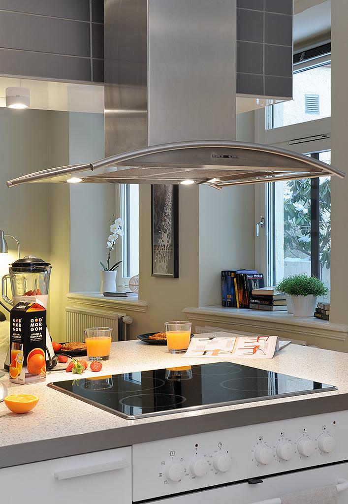 Meble do kuchni Jaki okap kuchenny wybrać? -> Kuchnie I Okapy