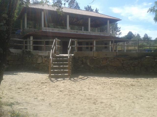 Vista Praia Fluvial para o Telheiro