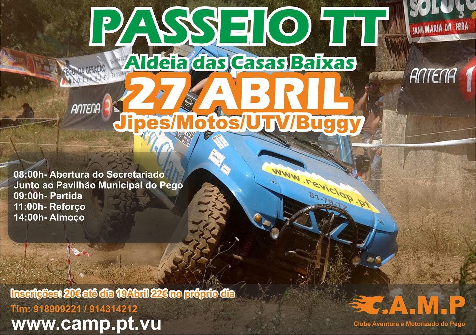 PASSEIO TT 2014