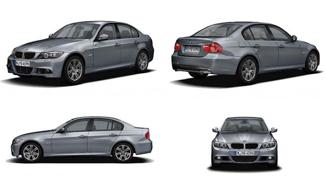 BMW 318i Sport - Cinza Space