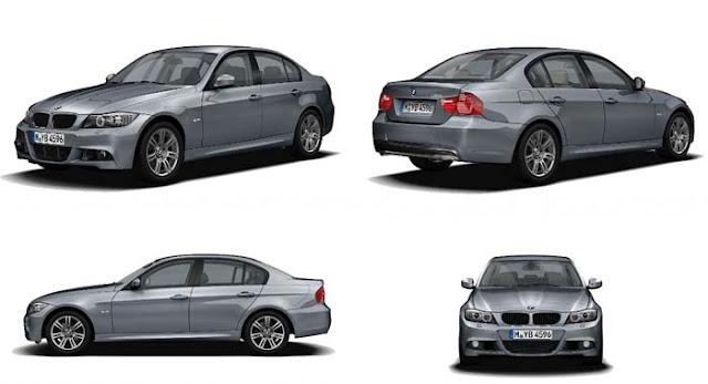 BMW 318i Sport - Cinza Space