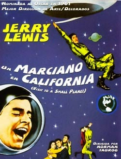 Un marciano en California (1960) Descargar y ver Online Gratis