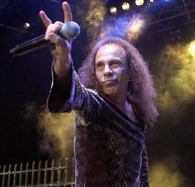 """James Ronnie Dio - Arti dan Maksud Salam 3 Jari """"El Diablo""""  Waspadalah"""