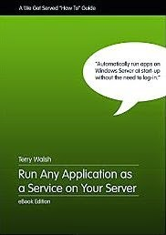 Run Any Application as a Service on Windows Server Essentials