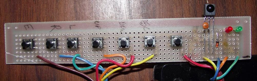 Teclado (keyboard) T.VST29.03