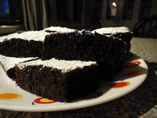 Black Bean Brownies - basilmomma.com