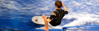 piscine toboggan vague surf PISCINE LE POINT D'EAU LA LOUVIERE