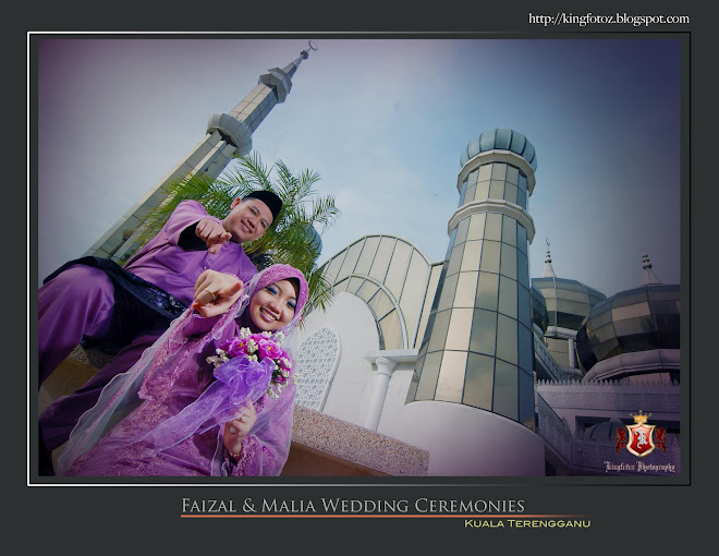 Faizal&Malia Wedding Ceremonies
