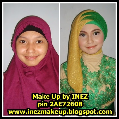 INEZ MAKE UP Make Up Pesta Ade