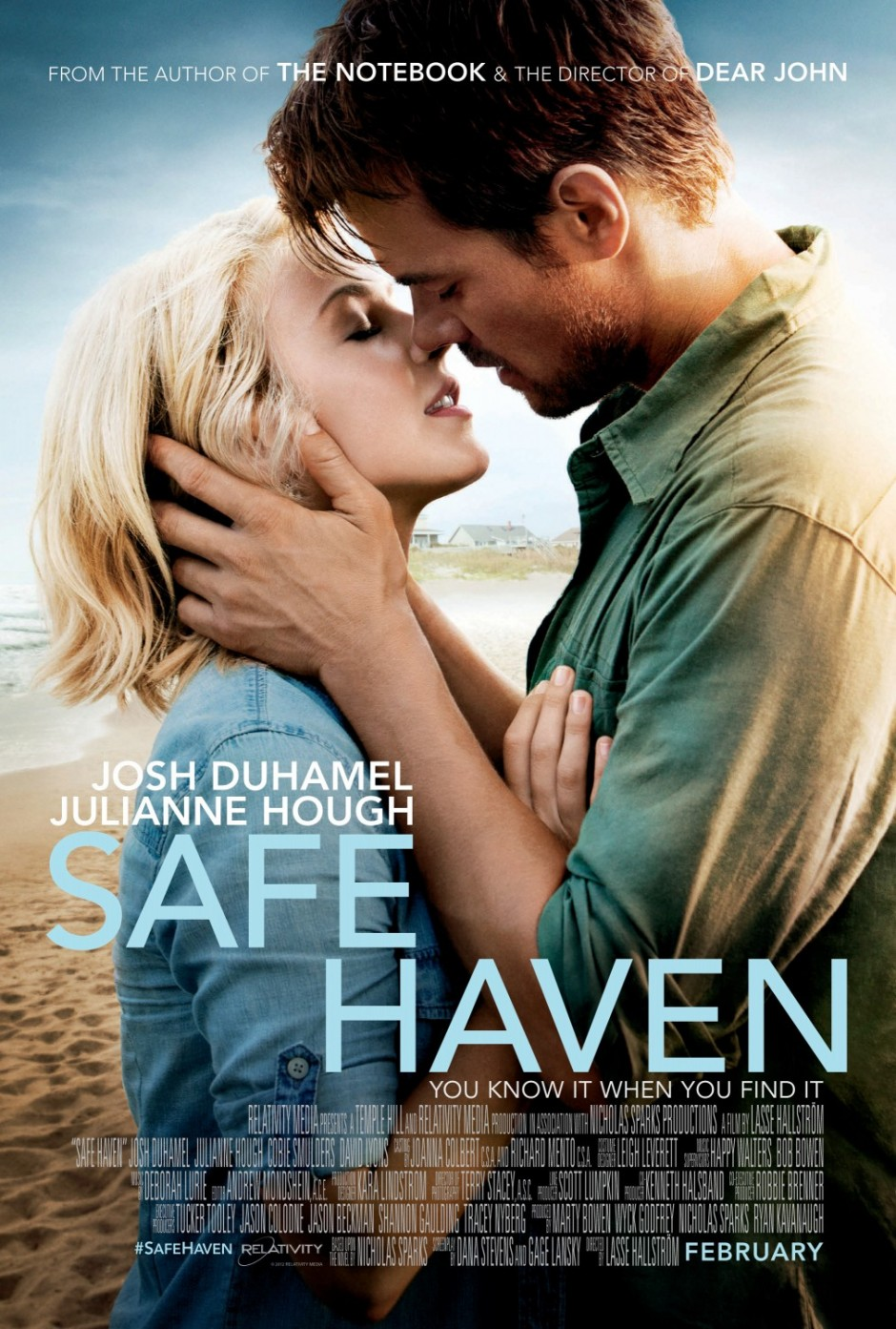 Safe Haven 2013 movie