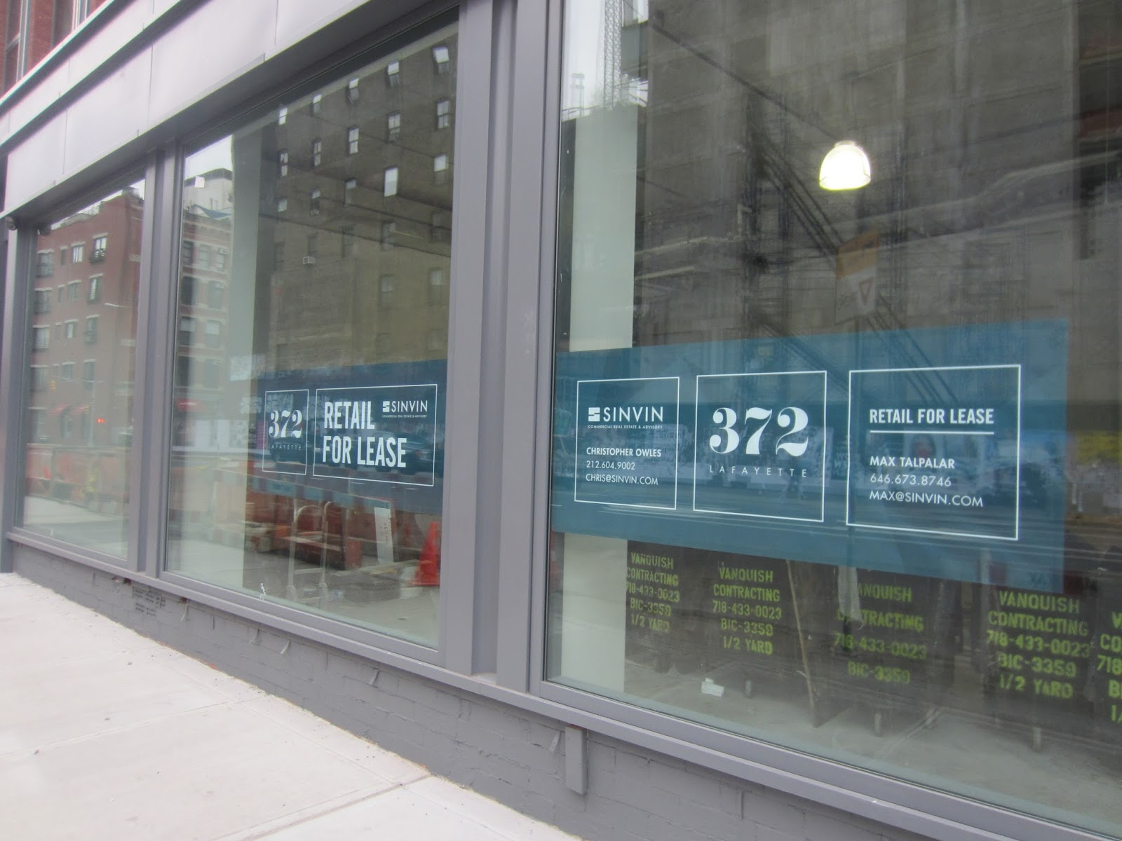 Ev grieve 2 39 modern jewel box retail spaces 39 for rent on lafayette - Small retail space collection ...