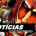 Shingeki no Kyojin | Você quer ser um Titã? Máscara de borracha do Titã Colossal à venda
