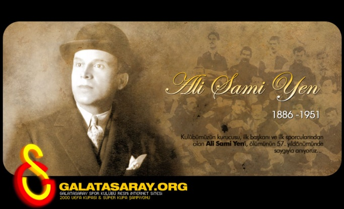 How Did Ali Sami Yen Founded Galatasaray S. K.