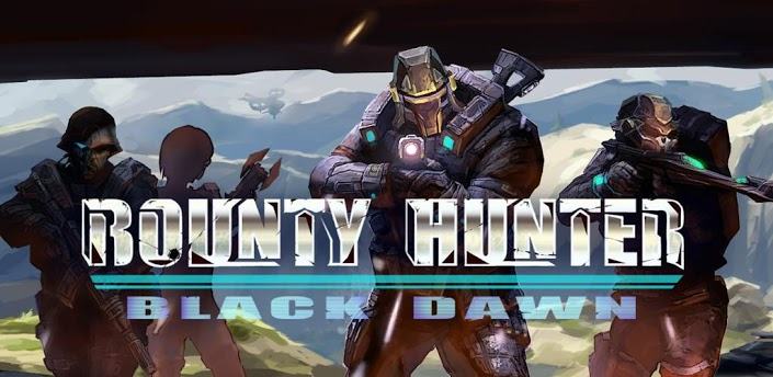 Bounty Hunter Black Dawn Download grátis android