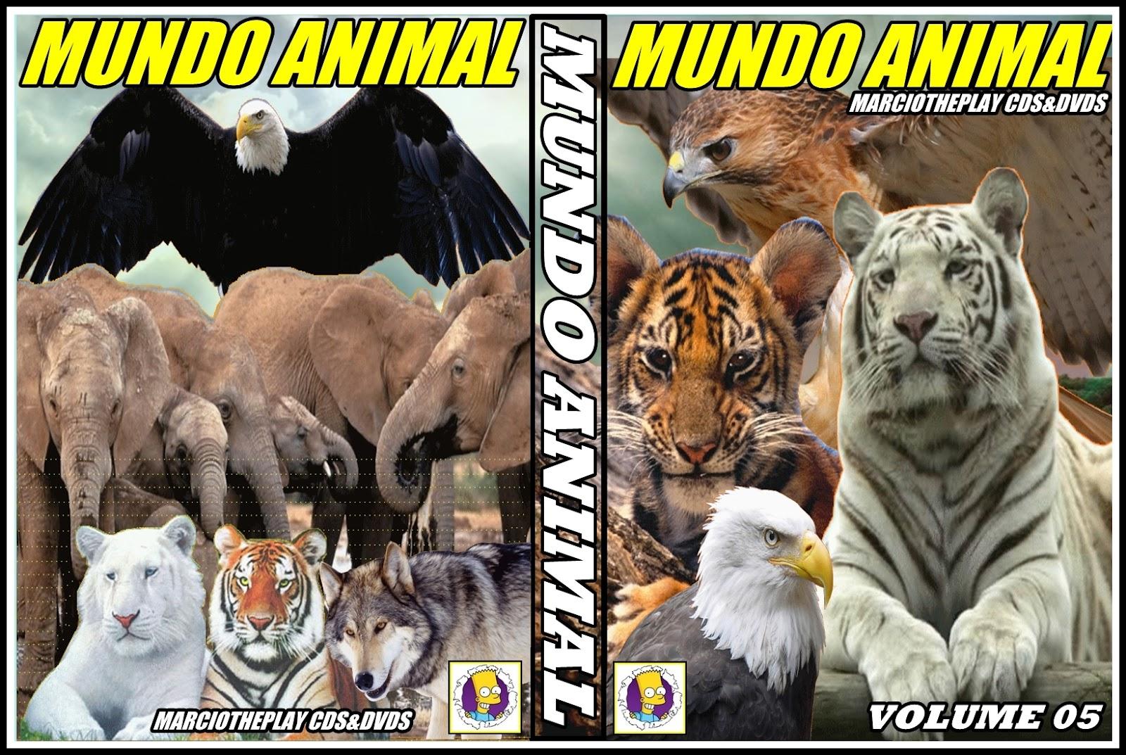 mundo animal volume 03