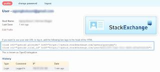 Mengatasi OpenID Blog Yang Error atau Ups Itu Kesalahan