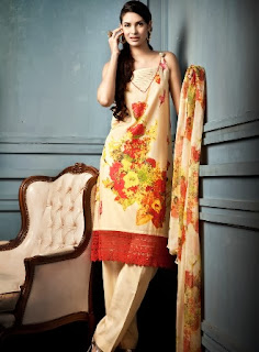 Gul Ahmed Printed Collection