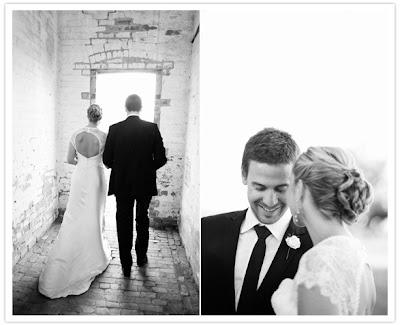 4 Vestido de noiva com decote nas costas