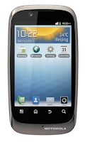 Motorola Fire XT / Motorola XT531 Price, Specifications and Review