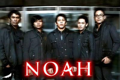 Pesaing Band Noah