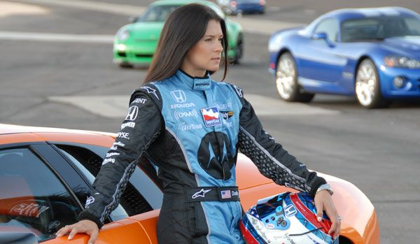 Danica Patrick-Race Queen Driving in Her Last Indy 500?