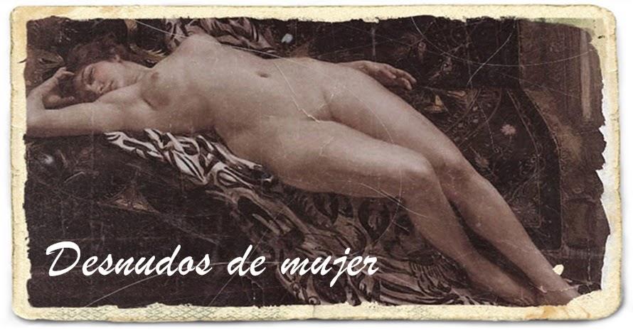 Desnudos de mujer