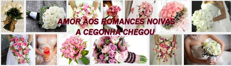 AMOR AOS ROMANCES NOIVAS - A CEGONHA CHEGOU