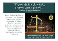 VASQUEZ PEÑA & ASOCIADOS