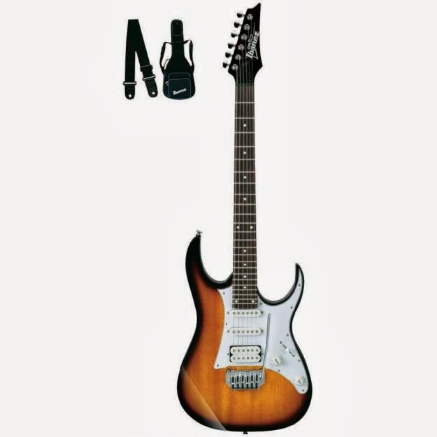 Ea Nendia Fu Gitar Elektrik Akustik Amp Bass