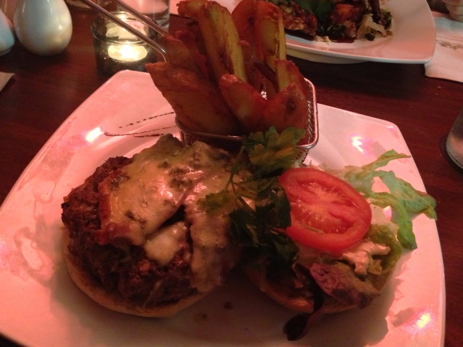 The burger addict burger blog the old imperial hotel for Bar food youghal