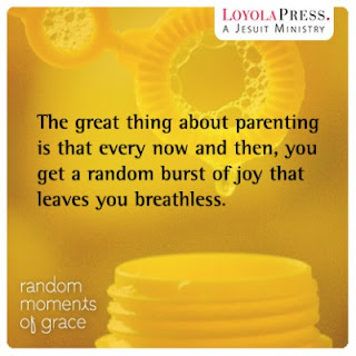 Quote from book, Random MOMents of Grace
