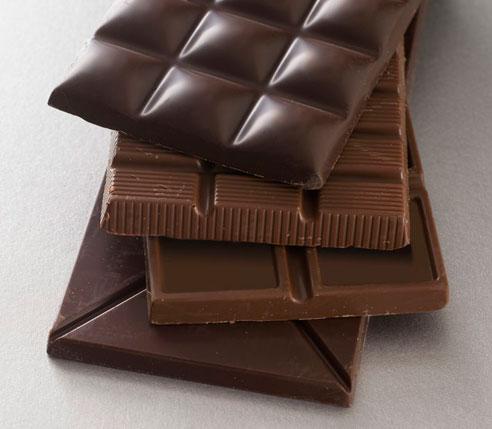Chocolate pode proteger dos efeitos nocivos do Sol