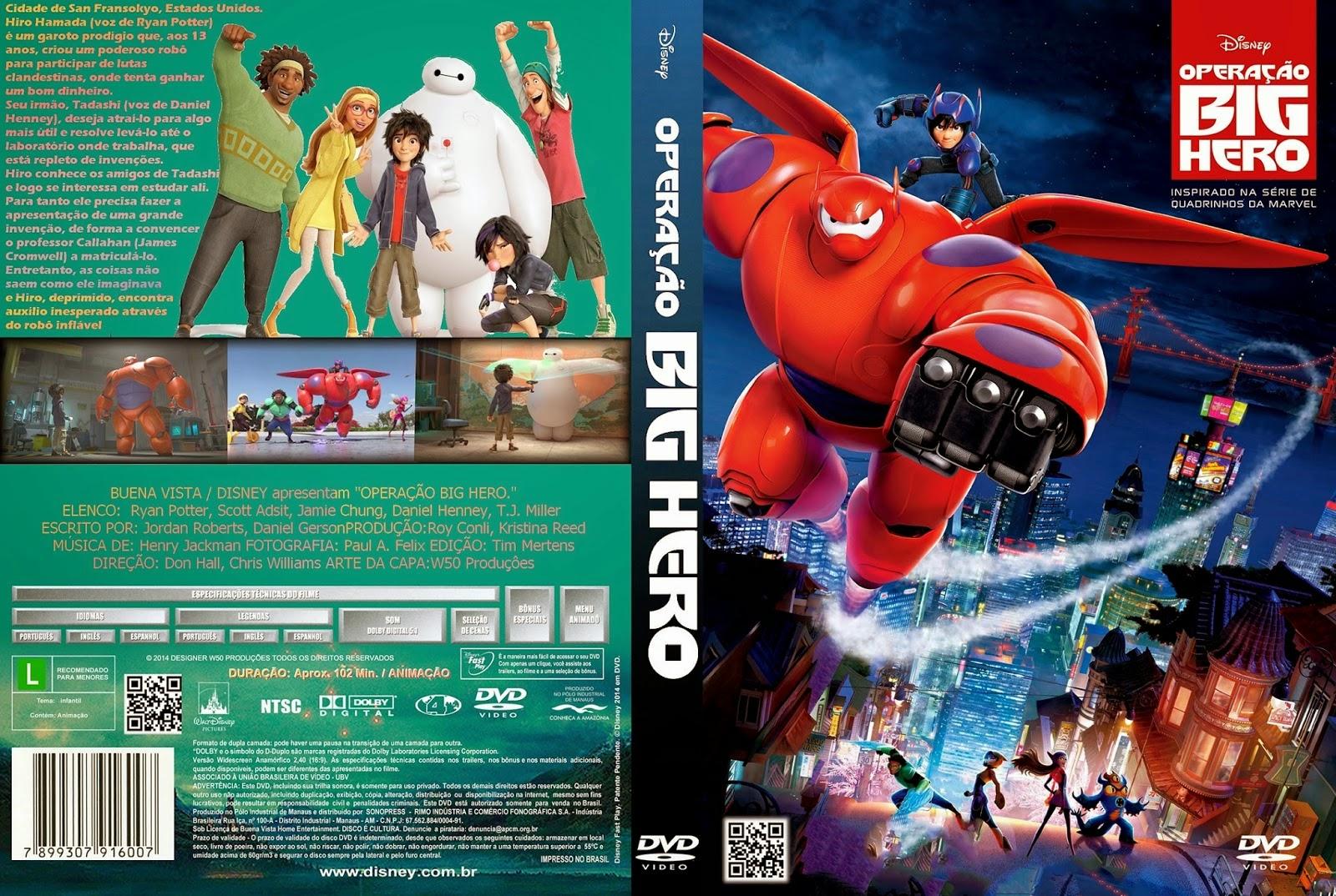 Baixar Operação Big Hero DVD-R Opera C3 A7 C3 A3o 2BBig 2BHero