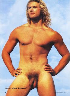 Playgirl Bobby Johnston Naked