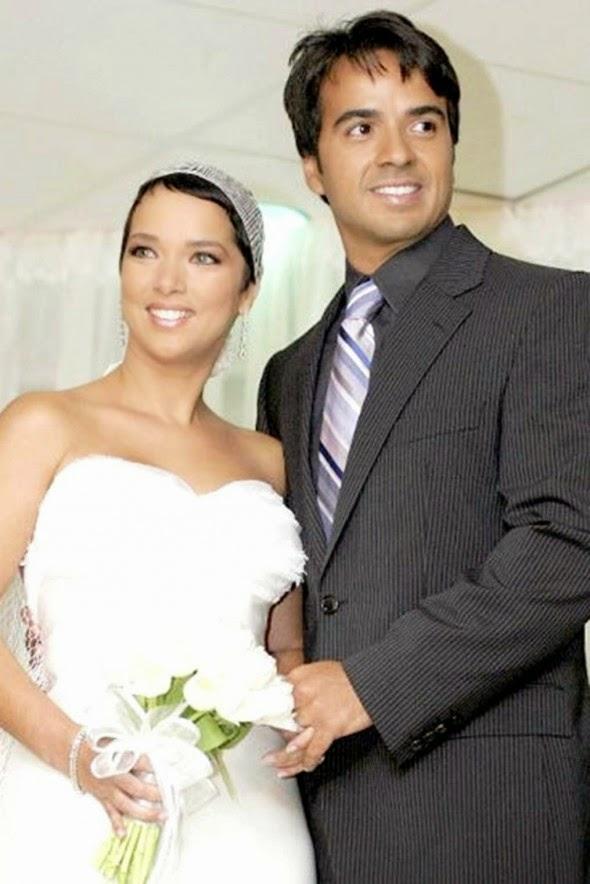 foto boda luis fonsi: