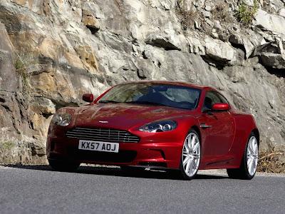 Aston Martin DBS Standard Resolution Wallpaper