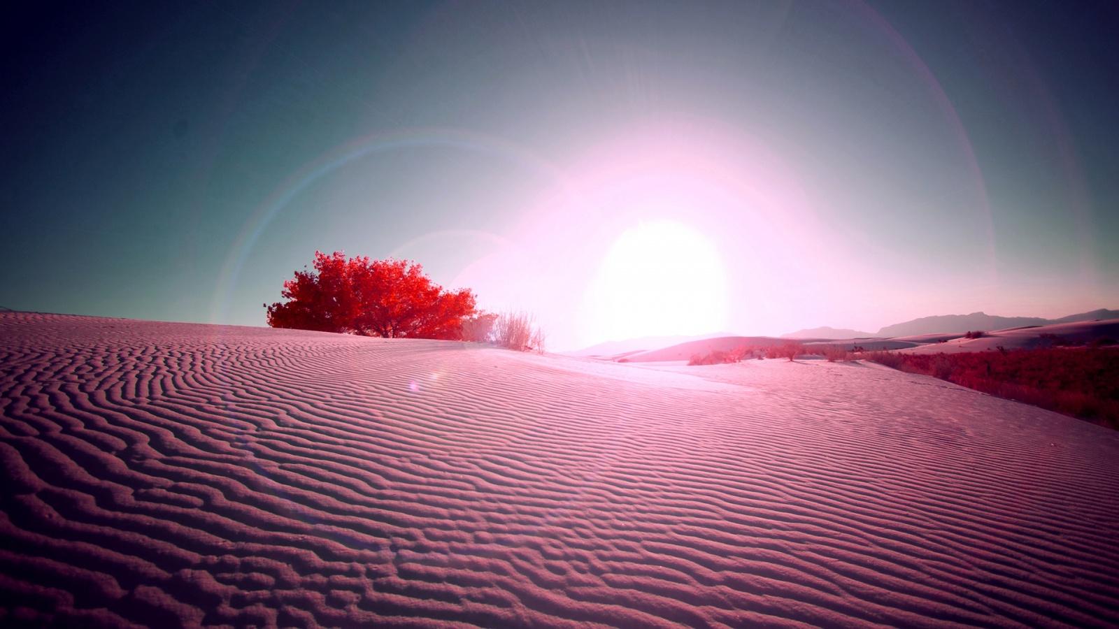 red landscape wallpapers for desktop - photo #30