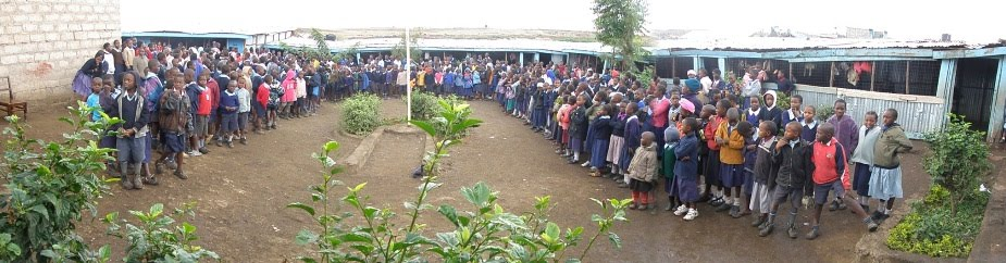 Plant-a-Book International Helping Nairobi Kids