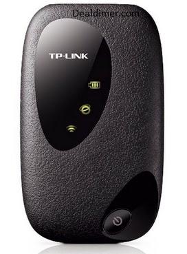 Tp-Link M5250 3G Mobile Wi-Fi Modem