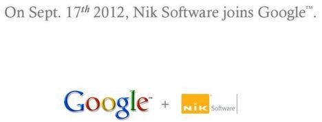Google übernimmt Nik Software