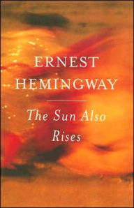 "Adult Book Group Reads ""The Sun Also Rises"" for December 2, 2015"