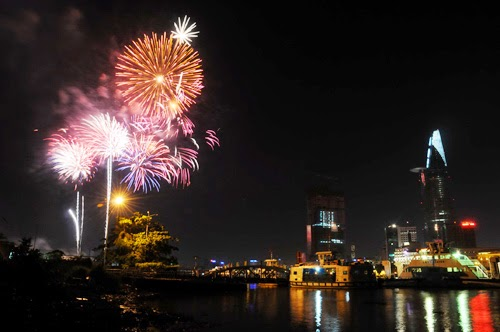 Ho Chi Minh prepares for New Year holiday
